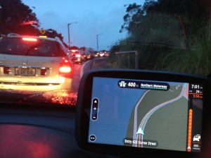 Auckland Harbour Bridge Delays