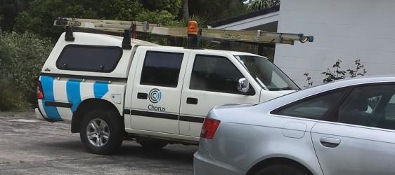 Chorus van